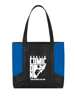 DCC Non Woven Tote Bag with side pockets (Dublin Stock)