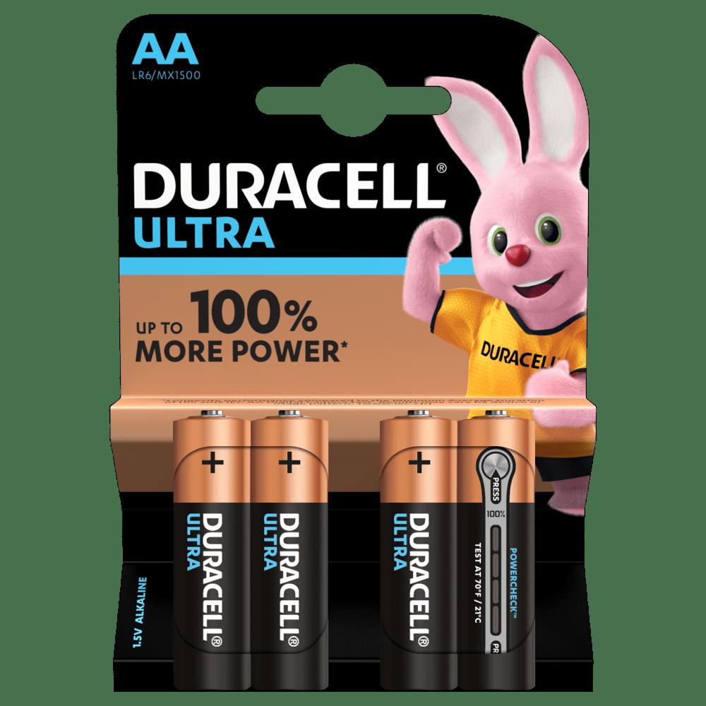 AA Duracell Ultra