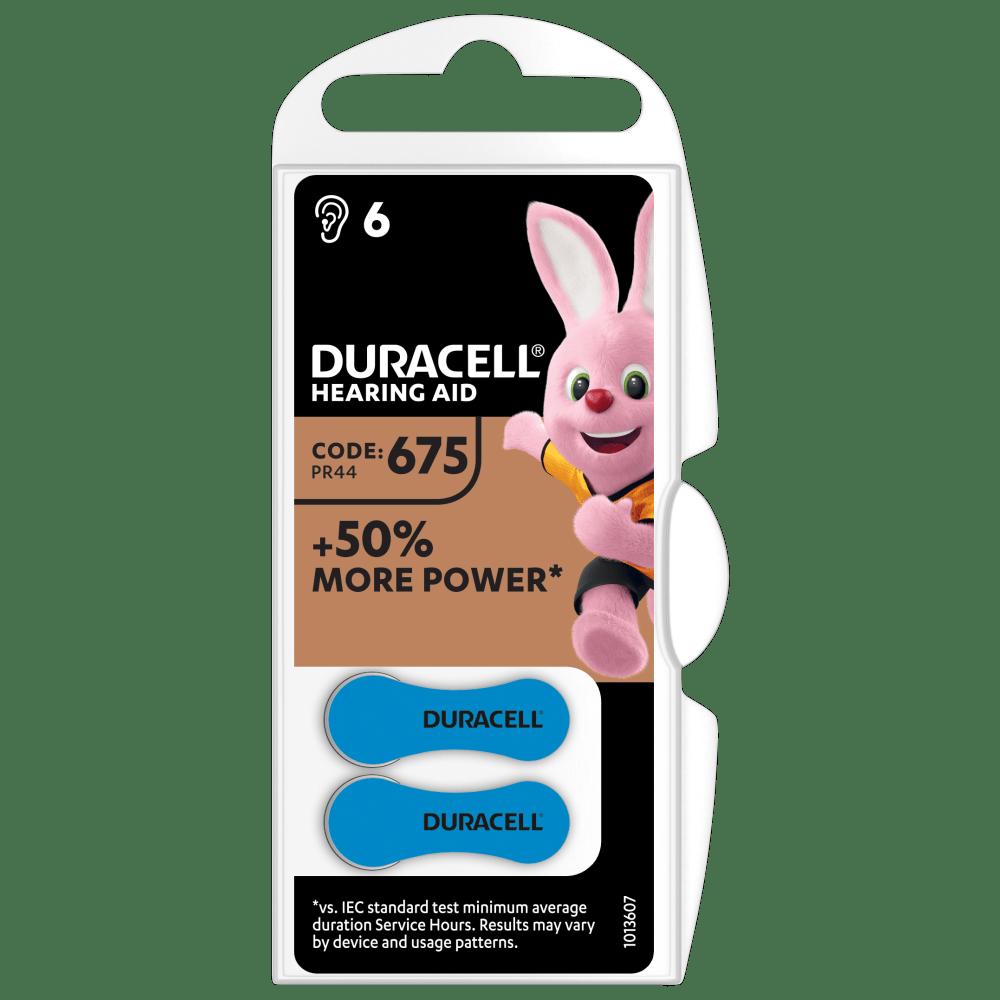 675 Hearing-Aid Duracell