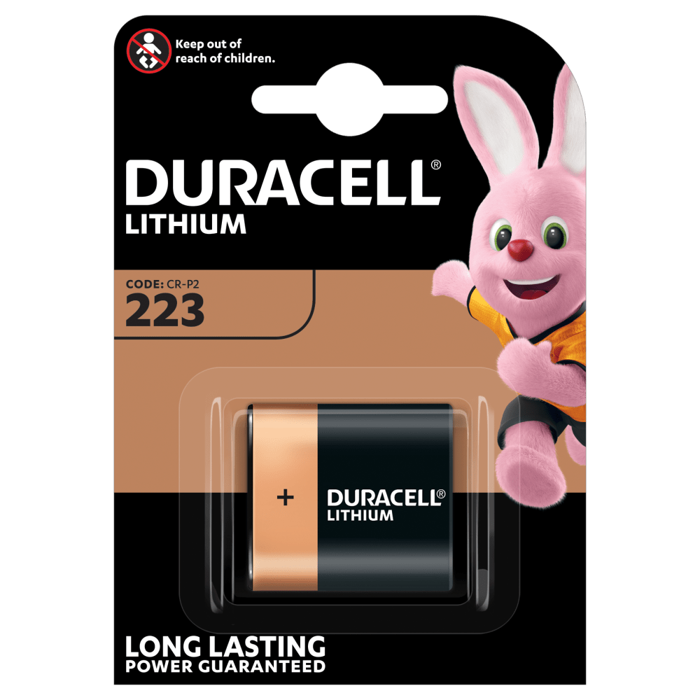 223 Duracell