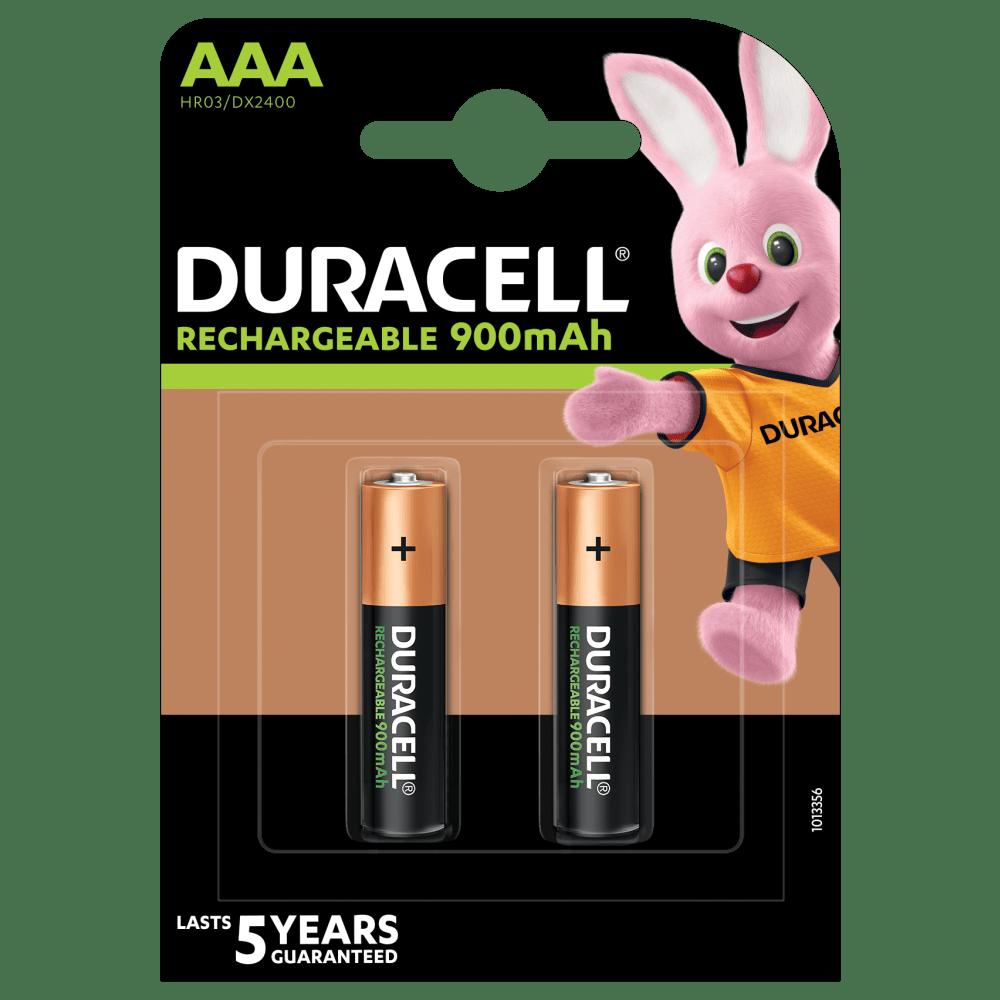AAA Duracell Recargable