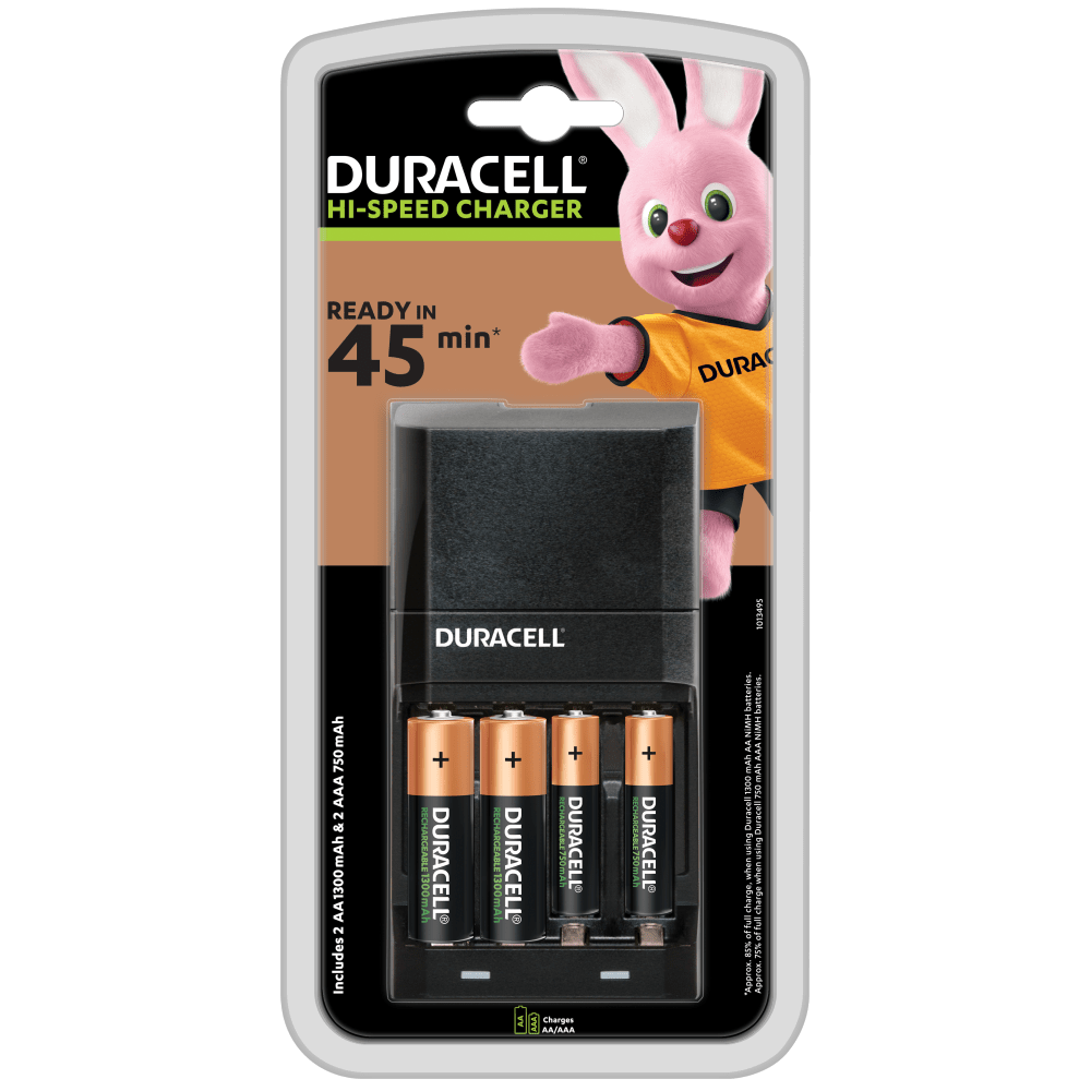 CEF27 Hi-Speed Charger Duracell