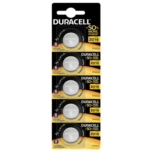 2016 Duracell