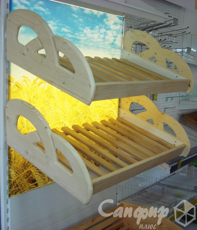 Хлебный стеллаж для пекарни, хлебного магазина