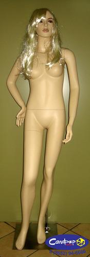 Манекен женский стеклопластиковый J 011