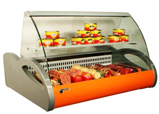 Настольные холодильные витрины Арго