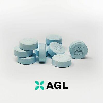 Cannabidiol F 1:1 Tablets NDC: 7637 (9.43 mg THC, 10.6 mg CBD x 10 Capsules)(AGL)