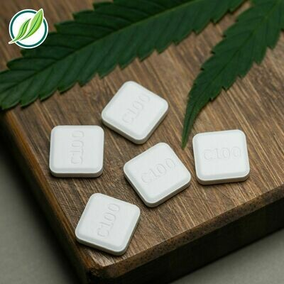 C100 Tabs 7386 - 5 tablets (CTPharma)