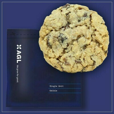 Indicore Oatmeal Raisin Cookie NDC: 8760 - 20mg (AGL)