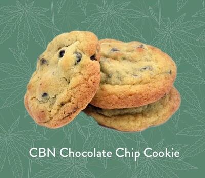 CBN Chocolate Chip Cookie 8554 (Curaleaf)