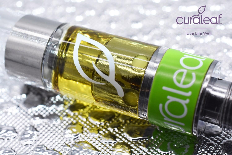 Ruby CBD C44% T42% CBD 8953 - Vape Cartridge (Curaleaf)