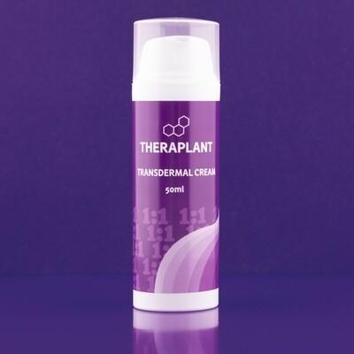 Transdermal Cream C132T134 8888 (50 mL)(Theraplant)