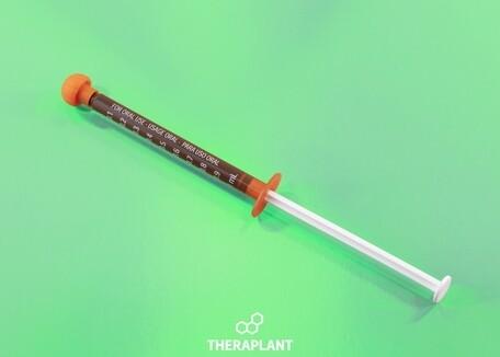 360X T735C2 9329 - 1mL Oil Syringe (Theraplant)
