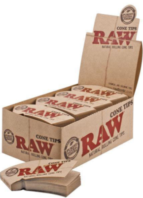 Raw Perfecto Cone Tip Booklet