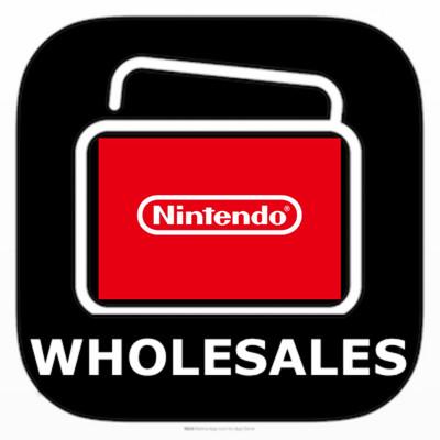 Wholesales Nintendo eShop