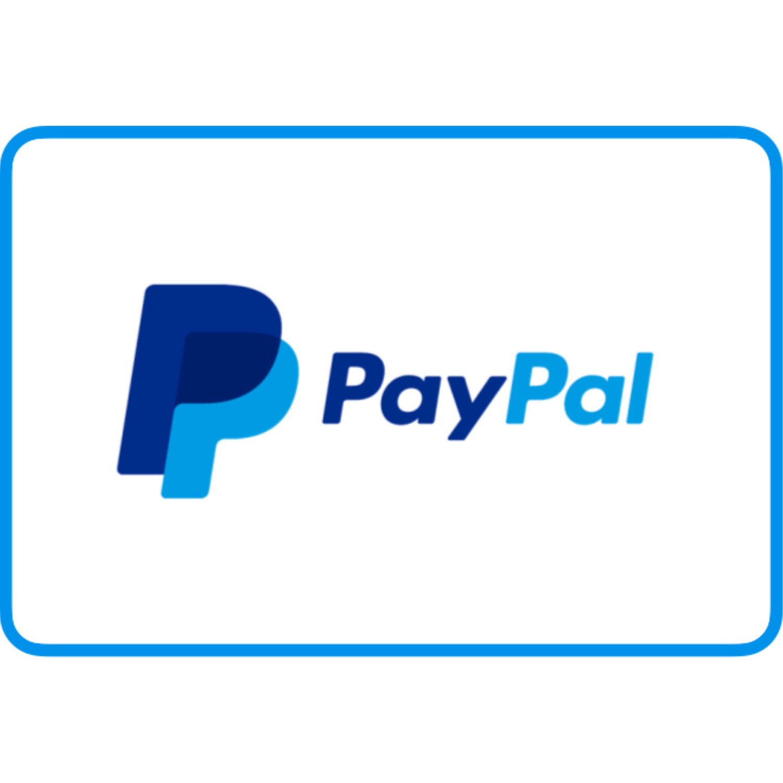 Paypal Reload $5 $10 $15 $25 $30 50 $100 $200 (Jasa isi saldo Paypal)