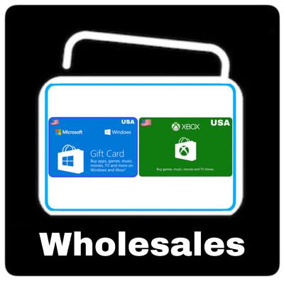 Wholesales Microsoft / Xbox
