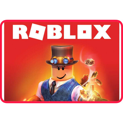 Roblox Game Card (Robux)