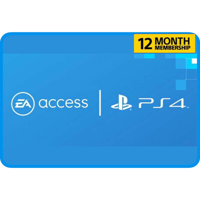 EA Access 12 Month Subscription Playstation