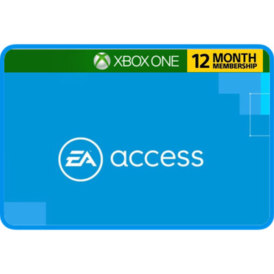 EA Access 12 Month Subscription Xbox