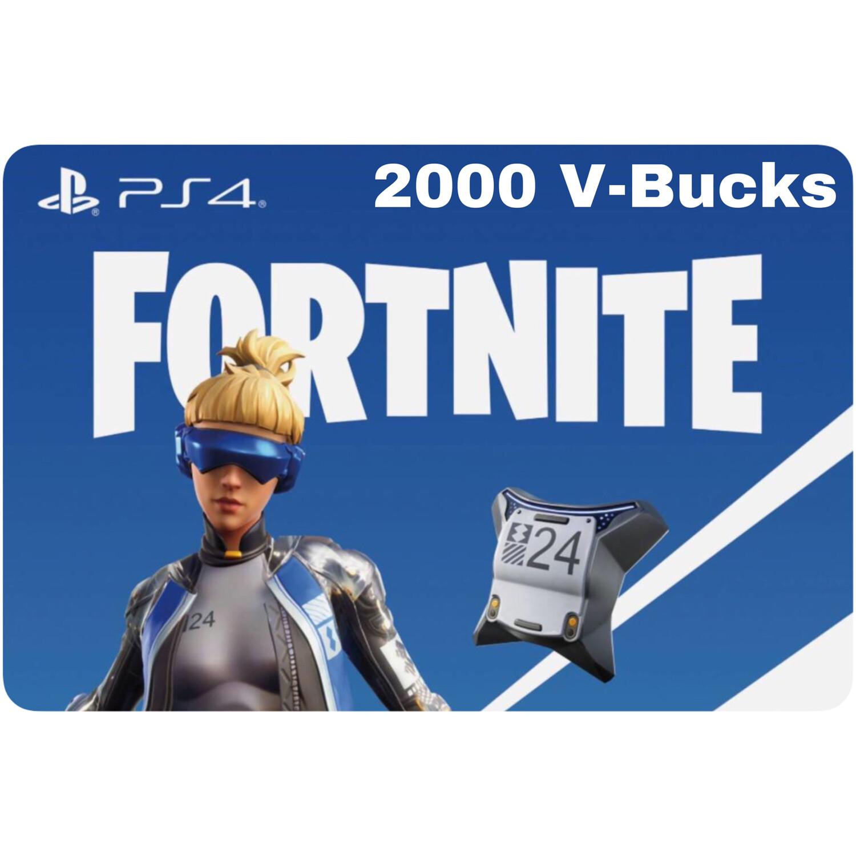 Fortnite Neo Versa 2000 VBucks Region US