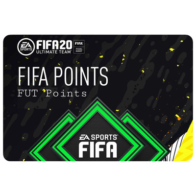 FIFA 20 FUT Points Ultimate Team for PC PS4 Xbox