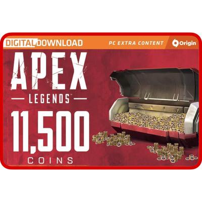 Apex Legends 11500 Apex Coins Origins for PC