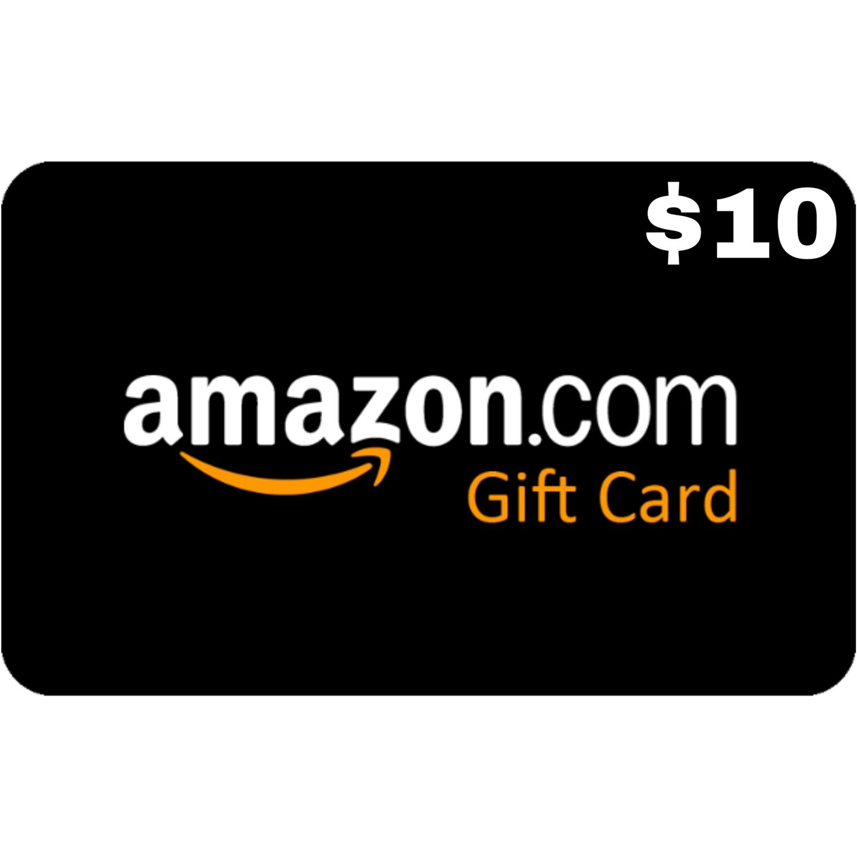 Amazon Gift Card US $10