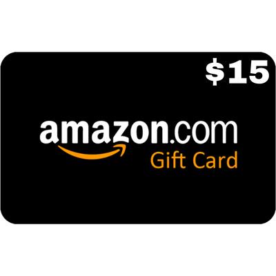 Amazon Gift Card US $15