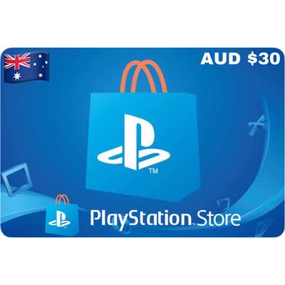 Playstation (PSN Card) Australia AUD $30