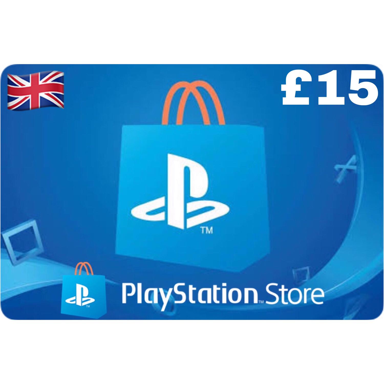 Playstation (PSN Card) UK £15