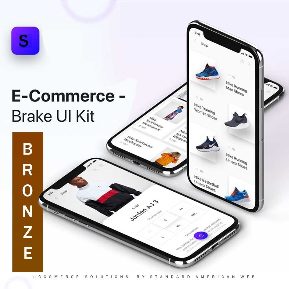 eCcomerce Solution 3 - BRONZE