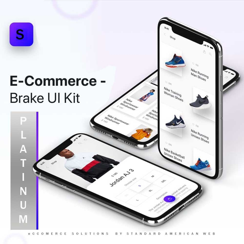 eCcomerce Solution 5 - PLATINUM PLUS