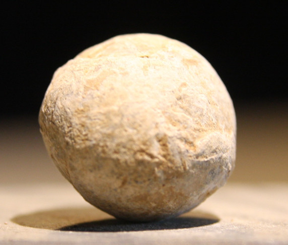 JUST ADDED ON 4/24 - ANTIETAM / BURNSIDE'S BRIDGE - Fired Musket Ball or Case Shot