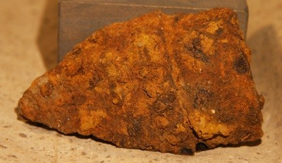 JUST ADDED ON 5/22 - THE BATTLE OF PAYNE'S FARM / MINE RUN CAMPAIGN - Large Fragment of a Schenkl Artillery Shell