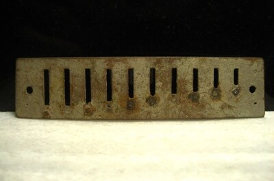 JUST ADDED ON 12/4 - THE BATTLE OF SPOTSYLVANIA - Complete Harmonica Reed
