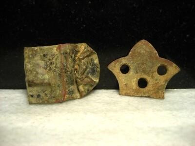 JUST ADDED ON 1/15 - THE BATTLE OF FREDERICKSBURG / THE SLAUGHTER PEN - Brass Relics