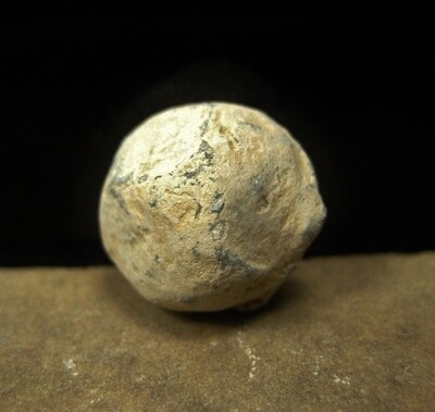 JUST ADDED ON 1/15 - ANTIETAM / BURNSIDE'S BRIDGE - Lead Case Shot from an Artillery Shell