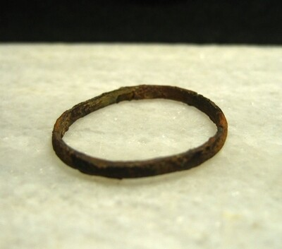 JUST ADDED ON 1/22 - THE BATTLE OF ANTIETAM / DUNKER CHURCH - Soldier's Ring?