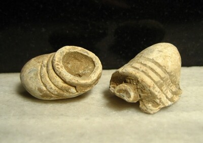 JUST ADDED ON 2/26 - BATTLE OF GETTYSBURG / CULP'S HILL - Two Fired Bullets including one Possible Soft Tissue Impact and a Type I William's Cleaner Bullet