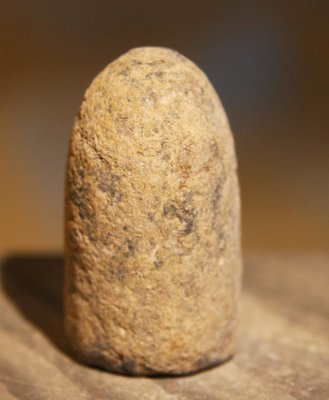 JUST ADDED ON 8/31 - GETTYSBURG - CULP'S HILL - Enfield Bullet with Shallow Cavity