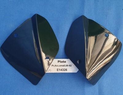COVER-PLATE-SMALL-DOOR ACCESS-PAIR-68-82 (E14326) 5B2