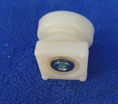 GUIDE-WINDOW ROLLER-REAR SIDE-EACH-68-82 (#E6504) 5A3