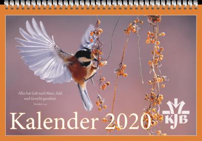 KJB-Kalender 2020