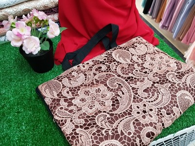 Bag Sejadah Prada Lace