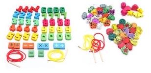 Jumbo Beads String - Combo 2 (Set A + Set C)