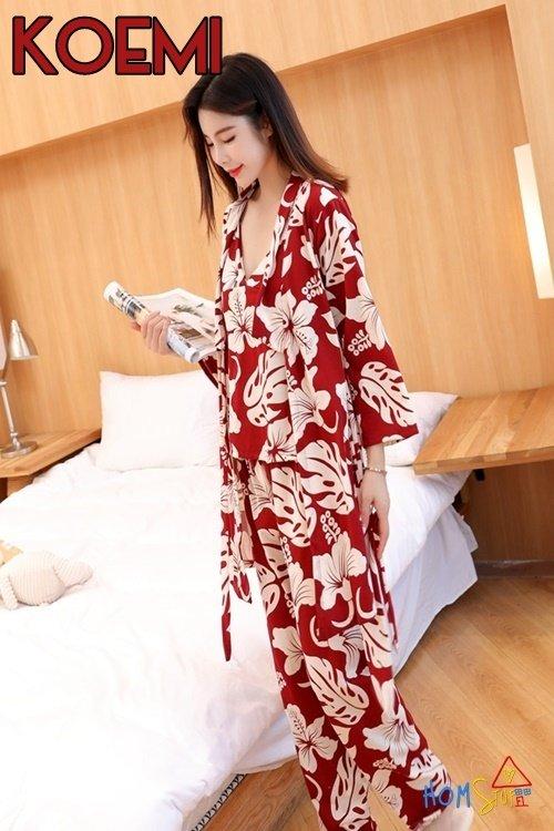 3 piece Kimono - Koemi