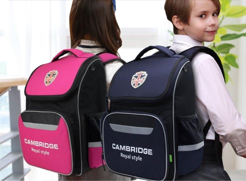Cambridge Royal Style Ergonomic School Bag [Pre-Order]