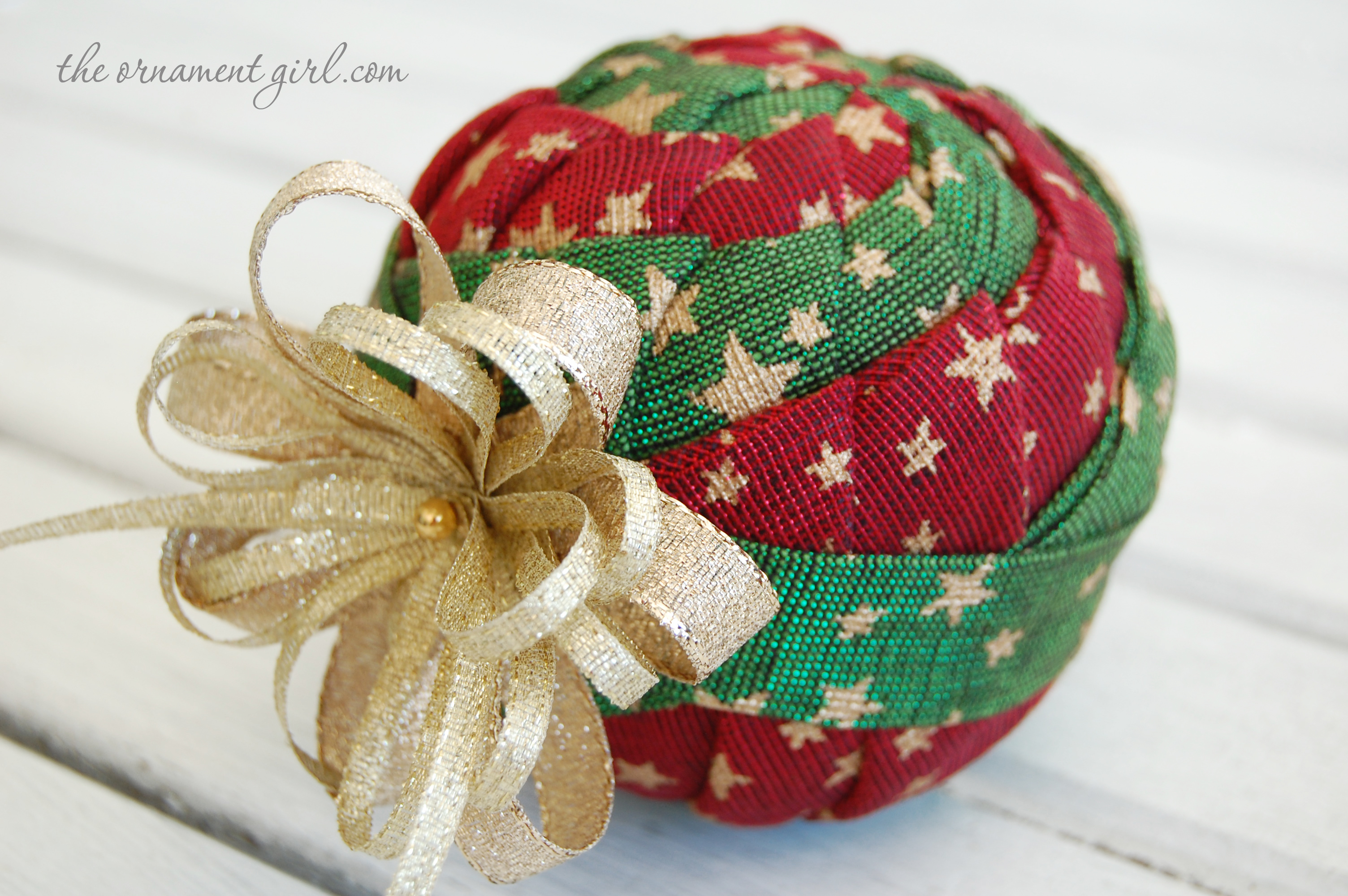 NEW! Quilted Pinwheel Ornament Pattern e-Book No Sew Patterns & Tutorials Ornament ...