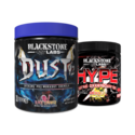 Blackstone Labs Ultimate Preworkout Stack 2.0 Dust V2 and HYPE